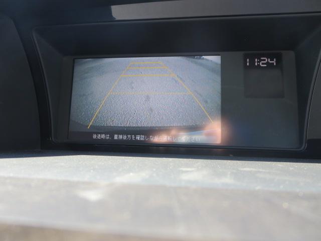GエアロHDDナビスペシャルパッケージ 保証最長15年対象車(12枚目)