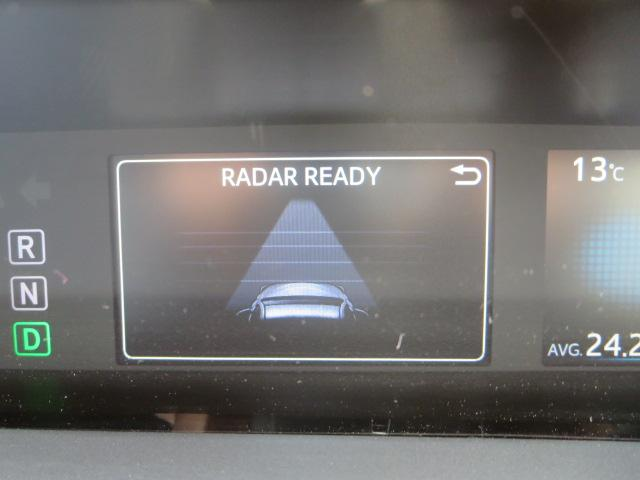 自動追随クルーズも出来るトヨタセーフティーセンスPブレーキサポートを搭載!!