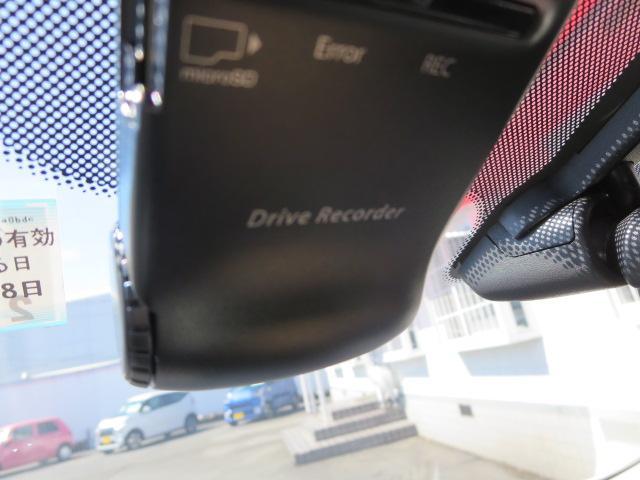 ニュースで話題のドライブレコーダーも装着しております♪