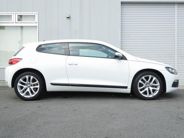 フォルクスワーゲン VW シロッコ TSI Navi ETC