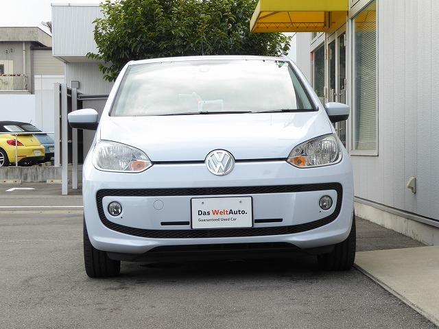 フォルクスワーゲン VW アップ! high up! 4Door Navi ETC