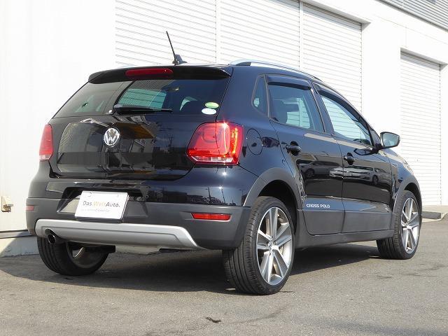 フォルクスワーゲン VW ポロ CROSS POLO Navi ETC