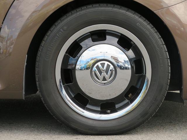 フォルクスワーゲン VW ザ・ビートル Choco Navi 17AW