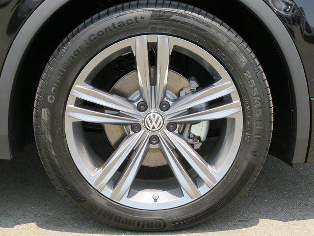 R-Line ブラックレザー認定中古車1年保証走行距離無制限(20枚目)