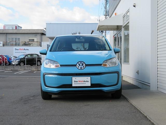 「フォルクスワーゲン」「VW アップ!」「コンパクトカー」「群馬県」の中古車2