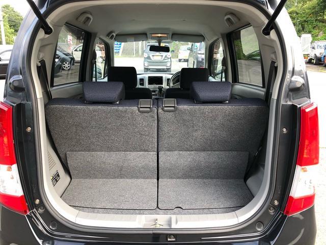 スズキ ワゴンR FXリミテッド 4WD スマートキー ベンチシート