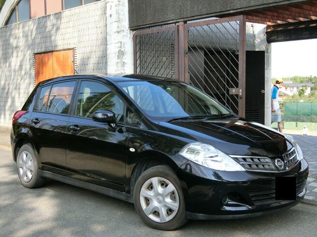 「日産」「ティーダ」「コンパクトカー」「埼玉県」の中古車3