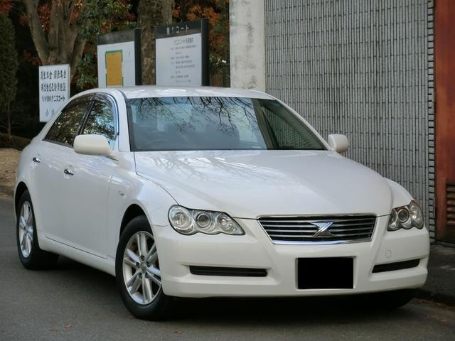 「トヨタ」「マークX」「セダン」「埼玉県」の中古車3