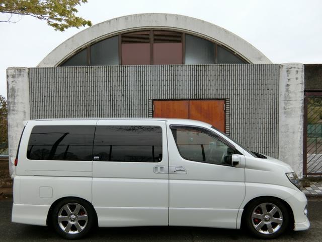 「日産」「エルグランド」「ミニバン・ワンボックス」「埼玉県」の中古車5