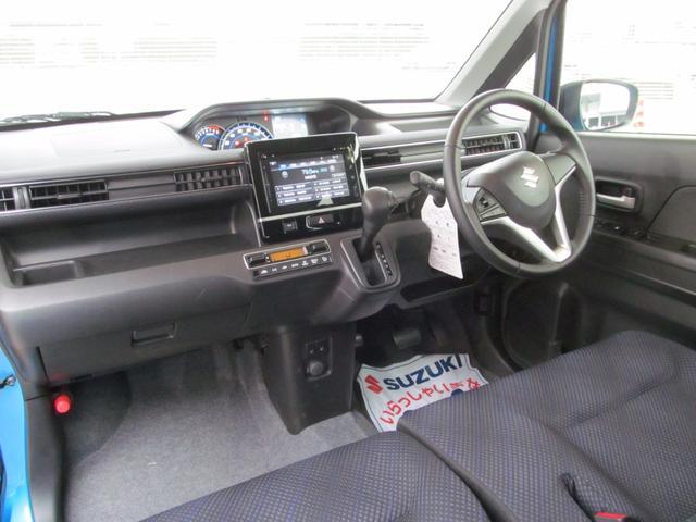 スズキ ワゴンR ハイブリッドFZ 4WD 全方位モニター付メモリーナビ