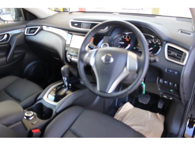 日産 エクストレイル 20X ハイブリッド 4WD エマージェンシーブレーキP