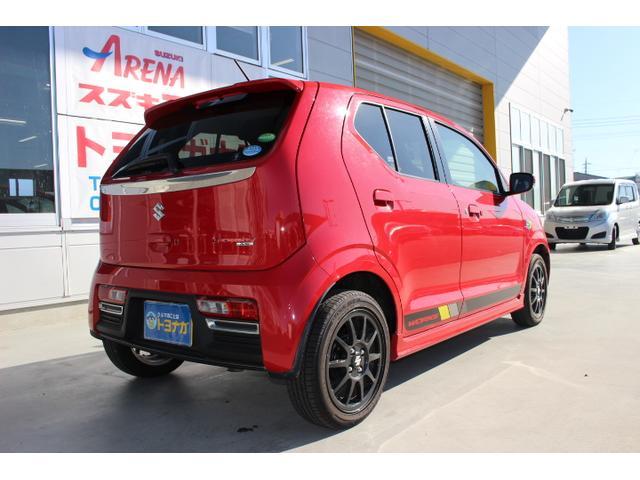4WD ターボ レカロシート 5速マニュアル車(6枚目)
