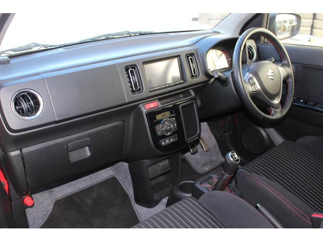 4WD ターボ レカロシート 5速マニュアル車(10枚目)