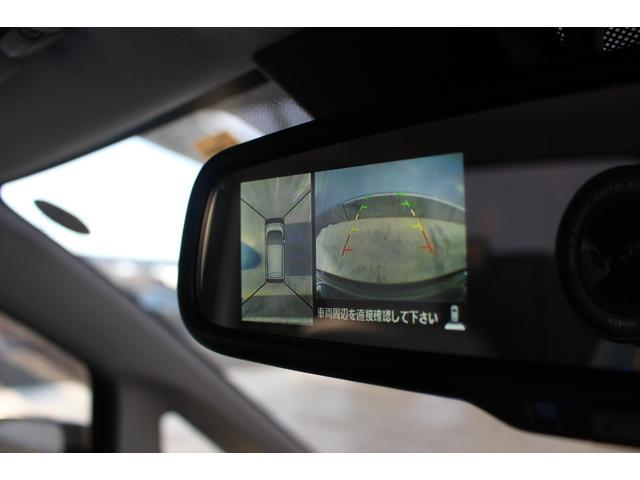 ★特別装備!アラウンドビューモニター★4個のカメラから得た画像を車両上方から見下ろしたような映像で表示することで、車と路面の駐車枠の関係を一目で確認できます★
