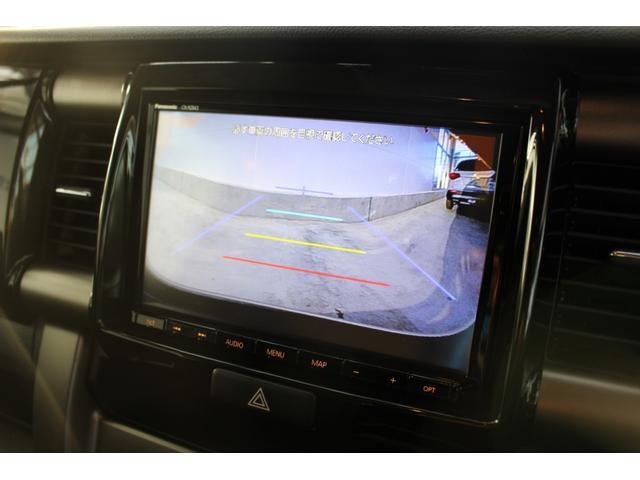 ☆嬉しいバックカメラ付き!後方が苦手で大きな車は運転できないという方の強い味方ですね!しかもガイドラインが映るのでそれを頼りに運転していただければ後方も安心してバックできますよ☆
