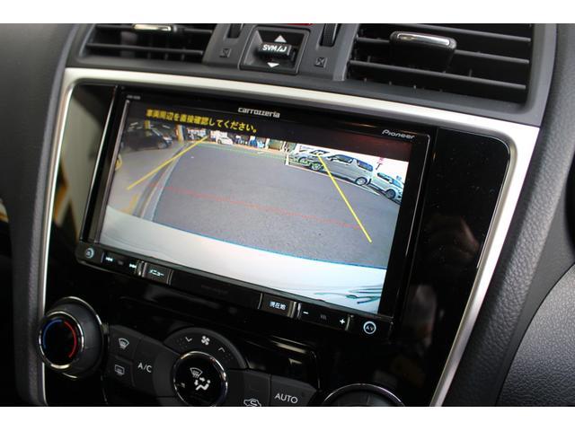 1.6GTアイサイト プラウドエディション メモリーナビ フルセグTV バック&サイドカメラ ETC LEDライト アドバンスドセーフティパッケージ ワンオーナー車(22枚目)