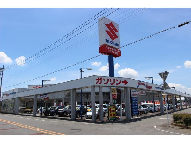 スズキの大きなSの看板が目印!スズキアリーナトヨナガ太田!スズキ正規代理店です。新車・中古車販売・買取・車検・整備・板金塗装!車のことなら何でもお任せ下さい。