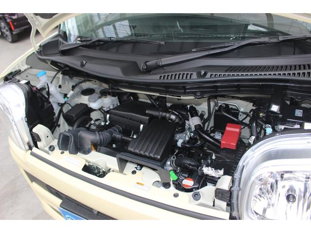 ☆R06A型エンジン、マイルドハイブリッドの組み合わせで低燃費でスムーズな走り!WLTCモード燃費21.2Km/L☆