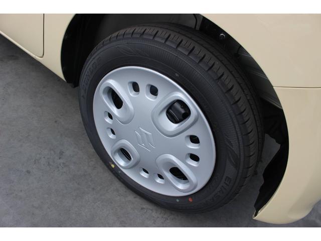 ★155/65R14インチタイヤ。最小回転半径はこのボディサイズで4.4mで小回りも十分。通勤、通学はもちろん。お買い物でチョコチョコ乗る方にもGood!!★