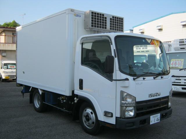 低温冷凍車2室2エバ 移動間仕切・スタンバイ付(6枚目)