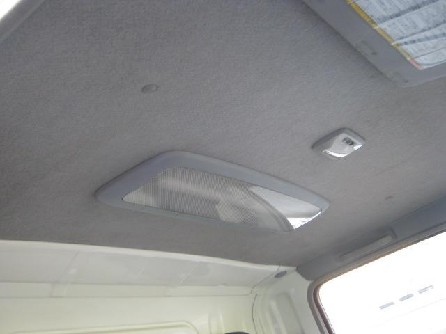低温冷凍車2室2エバ 移動間仕切・スタンバイ付(12枚目)