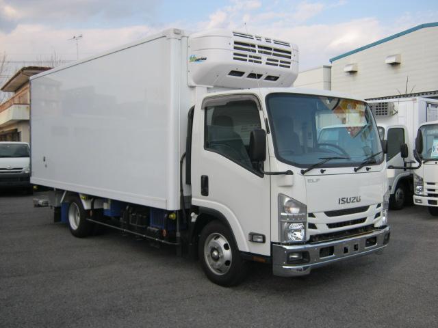 ワイド超ロング低温冷凍車(6枚目)