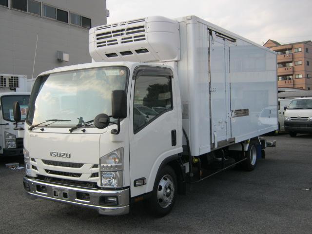 ワイド超ロング低温冷凍車(7枚目)