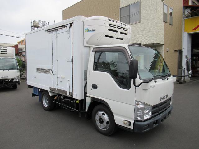 低温冷凍車両サイドスライドドア移動間仕切・スタンバイ(6枚目)