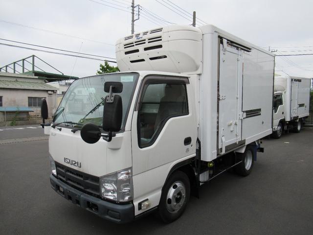 低温冷凍車両サイドスライドドア移動間仕切・スタンバイ(7枚目)