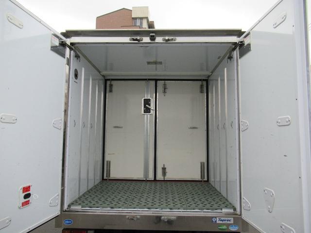 低温冷凍車両サイドスライドドア移動間仕切・スタンバイ(17枚目)