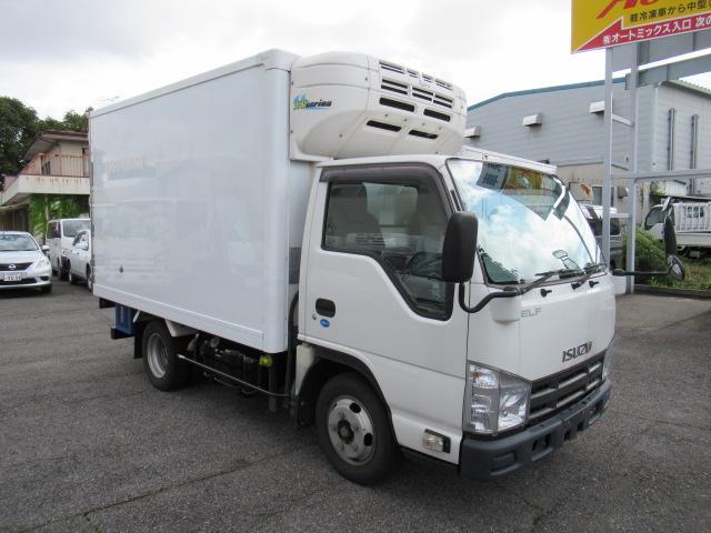 低温冷凍車 移動間仕切・スタンバイ付(6枚目)