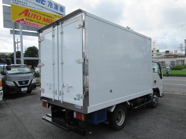 低温冷凍車 移動間仕切・スタンバイ付(8枚目)