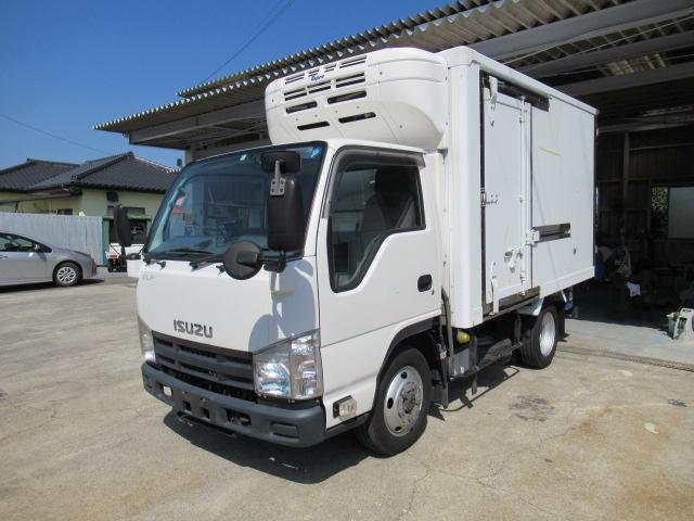 4WD低温冷凍車 移動間仕切・スタンバイ付(7枚目)