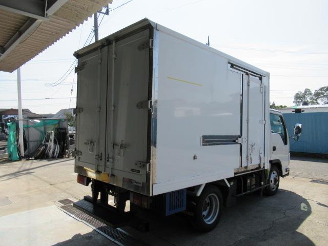 4WD低温冷凍車 移動間仕切・スタンバイ付(8枚目)