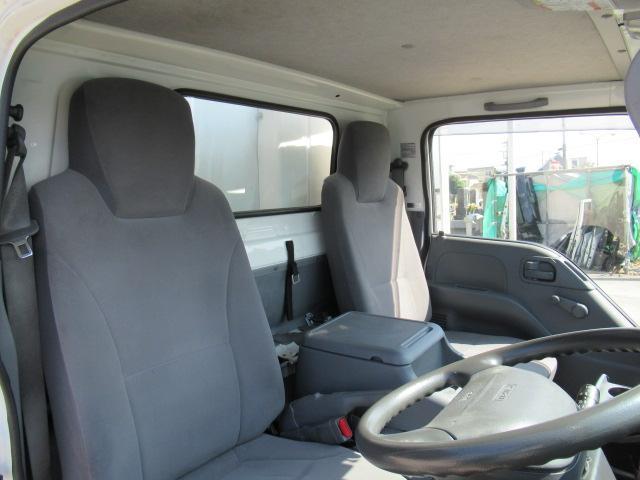 4WD低温冷凍車 移動間仕切・スタンバイ付(13枚目)