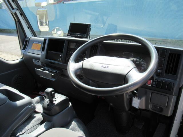 4WD低温冷凍車 移動間仕切・スタンバイ付(15枚目)