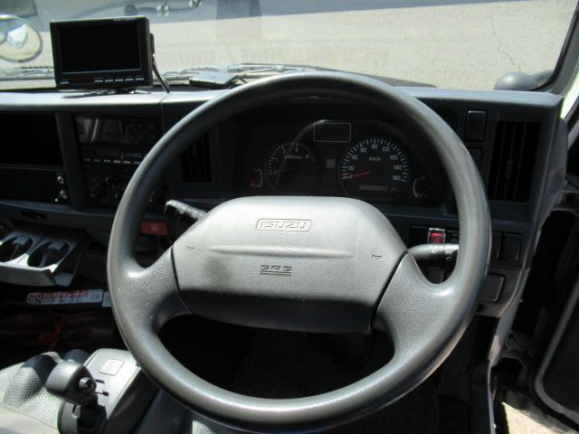 4WD低温冷凍車 移動間仕切・スタンバイ付(16枚目)