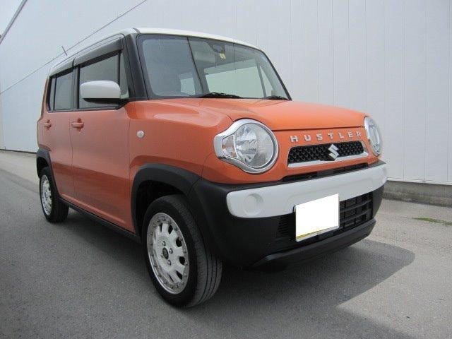「スズキ」「ハスラー」「コンパクトカー」「栃木県」の中古車2
