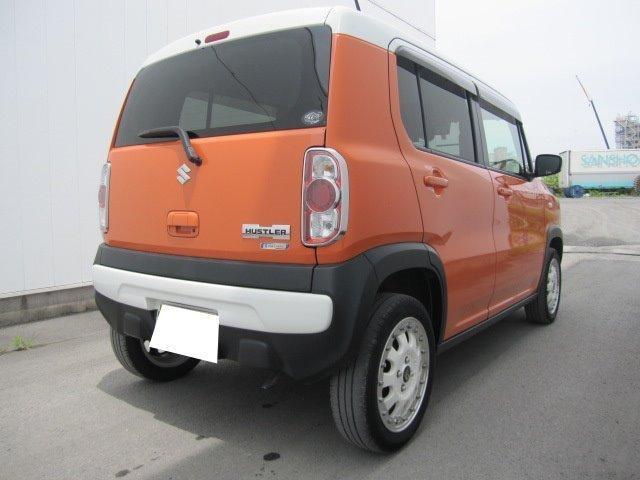 「スズキ」「ハスラー」「コンパクトカー」「栃木県」の中古車8