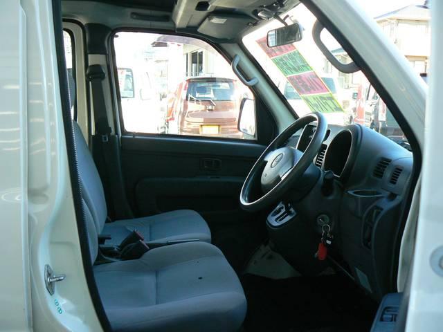 ダイハツ ハイゼットカーゴ DXフル装備 キーレス エアバッグ ハイルーフ