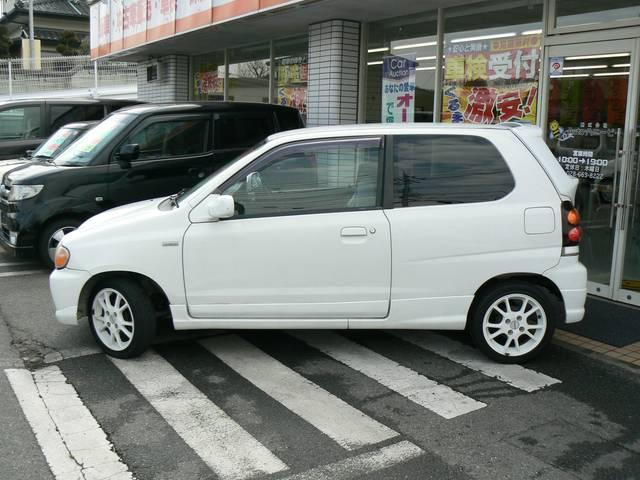 「スズキ」「アルトワークス」「軽自動車」「栃木県」の中古車2