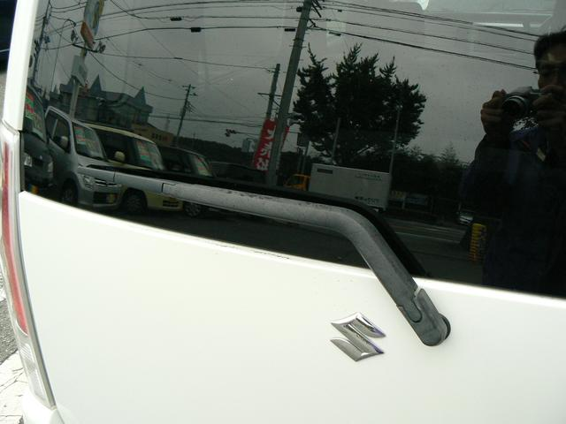 スズキ ワゴンR FT-Sリミテッド ターボ 社外HDDナビ スマートキー