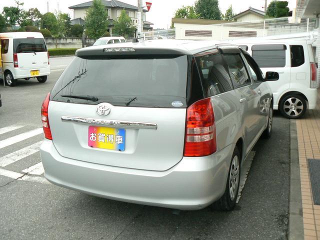 トヨタ ウィッシュ Xキーレス CDMD エアバッグ ABS