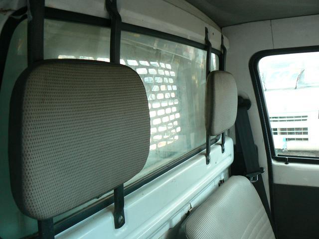 PTOダンプ エアコン ラジオ 荷台塗装済み(9枚目)