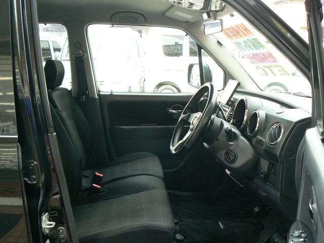 スズキ ワゴンR スティングレーTターボ 社外HDDナビ地デジ ETC 車高調