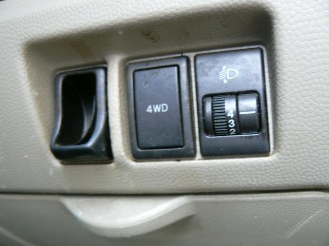 スズキ エブリイワゴン JPハイルーフ 4WD 社外ナビ地デジ シートヒーター