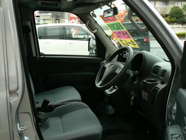 ダイハツ ハイゼットカーゴ DXフル装備 キーレス 社外アルミ エアバッグ