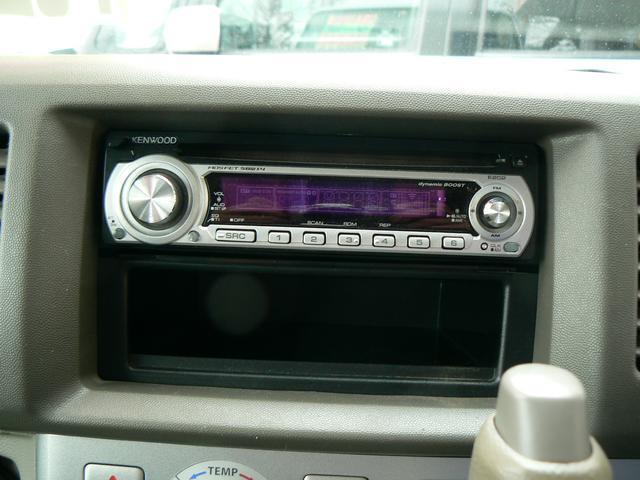 スズキ エブリイワゴン PZターボ片側パワースライドドア 純正アルミ キーレス CD