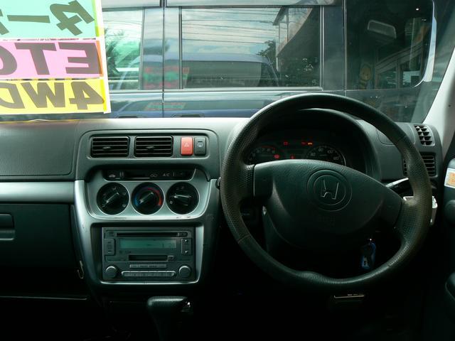ターボ4WD ETC キーレス CDMD(5枚目)