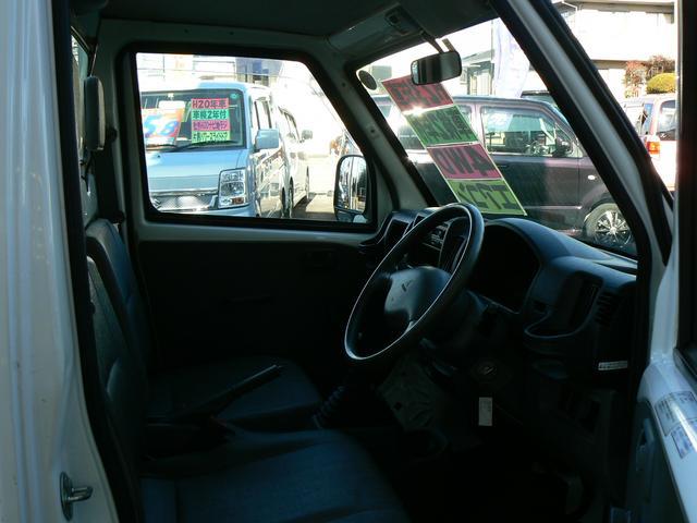Vタイプ 4WD エアコン ラジオ(6枚目)